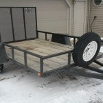 Okonski Auction #22 Trailer