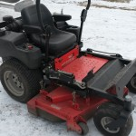 Okonski Auction #27 Gravely Lawn Tractor