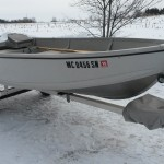 Okonski Auction #28 Boat