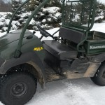Okonski Auction #30 Kawaski Mule