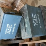 Okonski Auction #6 Ammo Boxes