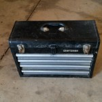 Okonski Auction #8 Tool Box