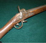 Belgian percussion musket