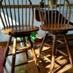 Dolores Mathews bar stools