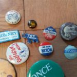 campain buttons